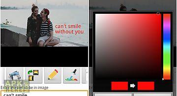 Soro shop - text your photos