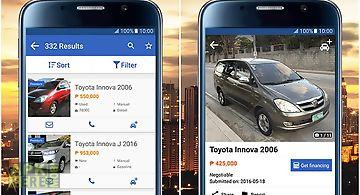 Carmudi buy&sell new/used cars