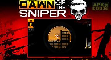 Dawn of the sniper