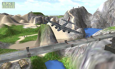 flight simulator: war plane 3d