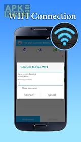 free wifi connect internet