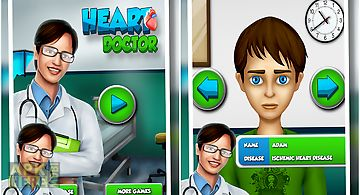 Heart doctor - dr surgery game