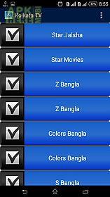 kolkata tv channel