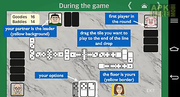 Partnership dominoes