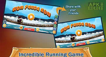 Run panda run: joyride racing