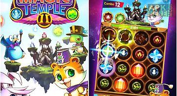 Magic temple 2: mage wars
