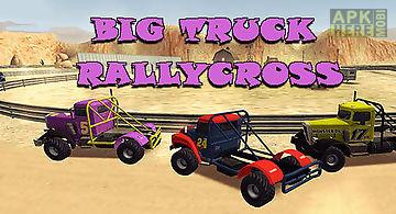Big truck rallycross