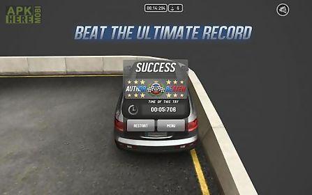 car drive at: super parkour