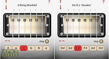 Guitar tuner (free)