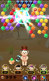teddy pop: bubble shooter