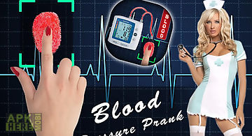 Blood pressure check prank