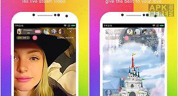 Lespark-lesbian live video app