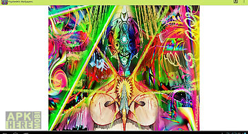 Psychedelic Live Wallpaper For Android Free Download At Apk Here