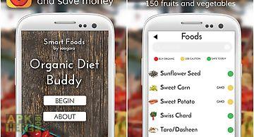 Smart foods organic diet buddy