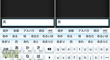 Waterdropblue keyboard skin