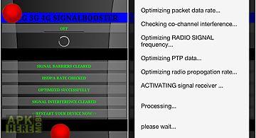 2g 3g 4g wifi signal booster