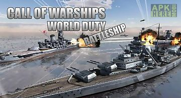 Call of warships: world duty. ba..