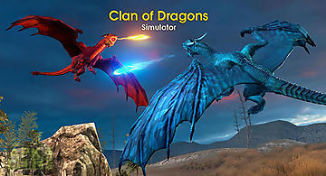 Clan of dragons: simulator