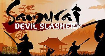 Samurai: devil slasher