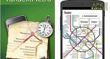 Yandex. metro