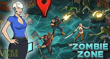 Zombie zone: world domination
