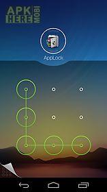 applock theme sky