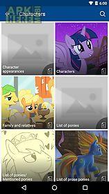 fandom: my little pony
