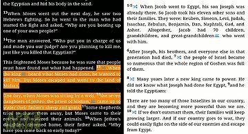 Holy bible - kjv
