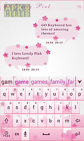 love light go keyboard theme