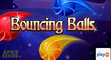 Bouncing balls - bubble buster