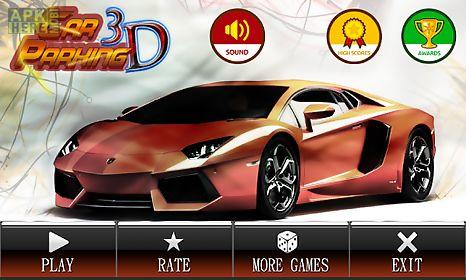 car 3d parking