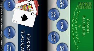 Casino blackjack!