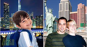 Change photo background free