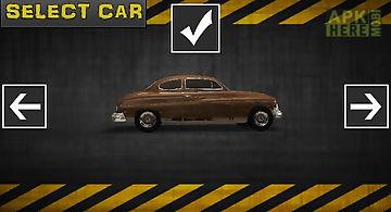 Classic car parking hq