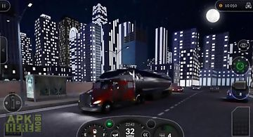 Truck simulator pro 2016 transpa..