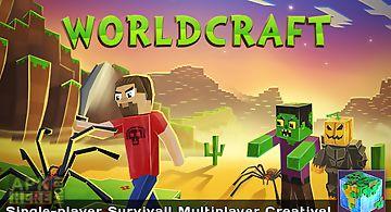 Worldcraft : 3d build & craft