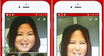 Ugly camera - funny selfie