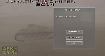 Amazing sniper 2014