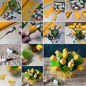 diy flower craft ideas