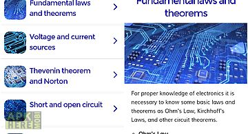 Electronics course