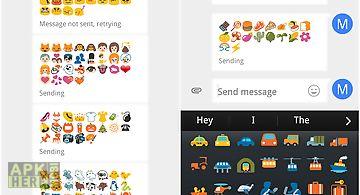 Emoji fonts for flipfont 2