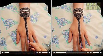 Henna tutorial step by step