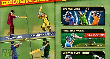 Cricket battles live game
