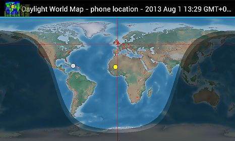 Daylight world map for android free download at apk here store daylight world map gumiabroncs