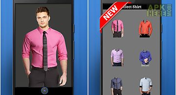 Men pro shirt photo suit