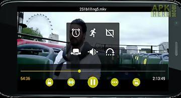 Ultra hd video player