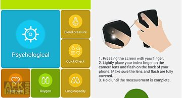 4free oxygen measure for Android free download at Apk Here