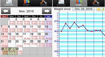 Bodyweight record lite