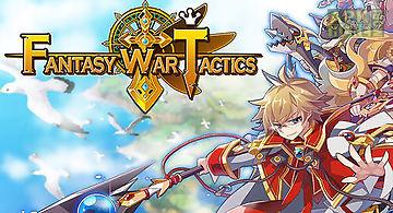Fantasy war: tactics