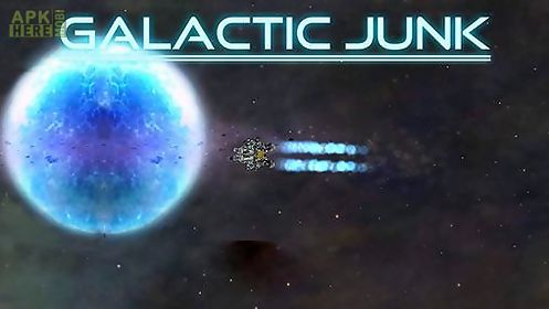 galactic junk: shoot to move!